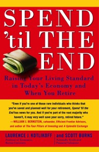 Cover Spend 'Til the End