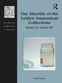 Cover Afterlife of the Leiden Anatomical Collections