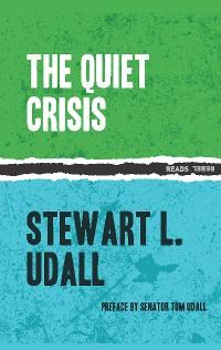 Cover The Quiet Crisis