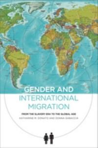 Cover Gender and International Migration