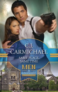 Cover Same Place, Same Time (Mills & Boon M&B)