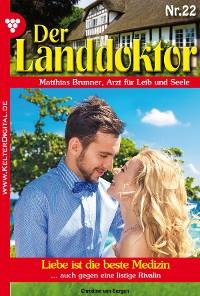 Cover Der Landdoktor 22 – Arztroman