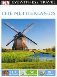 Cover DK Eyewitness Travel Guide the Netherlands
