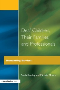 Cover Deaf Children and Their Families