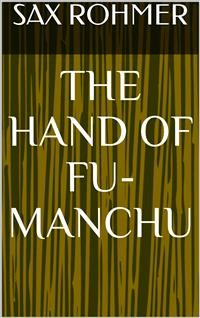 Cover The Hand of Fu-Manchu