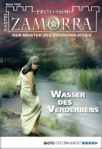 Cover Professor Zamorra - Folge 1032