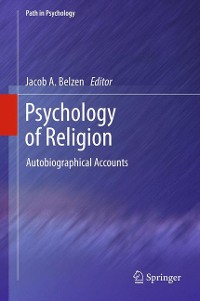 Cover Psychology of Religion