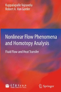 Cover Nonlinear Flow Phenomena and Homotopy Analysis