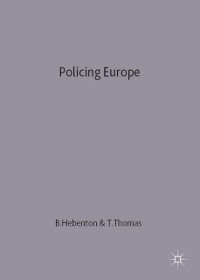 Cover Policing Europe