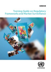 Cover Training Guide on Regulatory Frameworks and Market Surveillance