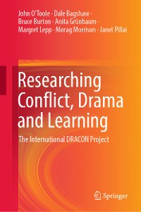 Cover Researching Conflict, Drama and Learning