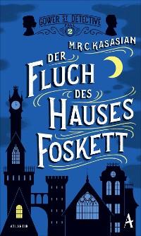 Cover Der Fluch des Hauses Foskett
