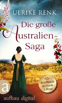 Cover Die große Australien-Saga