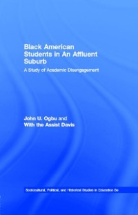 Cover Black American Students in An Affluent Suburb
