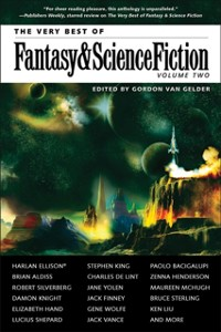 Cover Very Best of Fantasy & Science Fiction, Volume 2