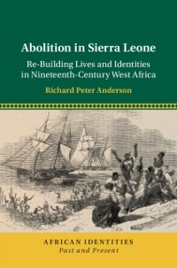 Cover Abolition in Sierra Leone