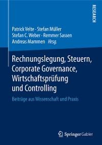 Cover Rechnungslegung, Steuern, Corporate Governance, Wirtschaftsprüfung und Controlling