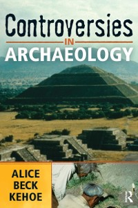 Cover Controversies in Archaeology