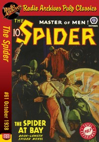Cover The Spider eBook #61