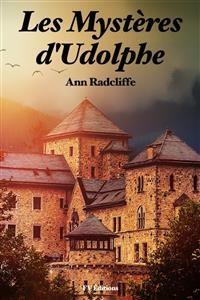 Cover Les Mystères d'Udolphe (Version Intégrale revue et corrigée)