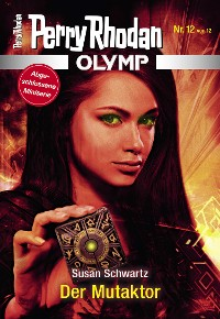 Cover Olymp 12: Der Mutaktor