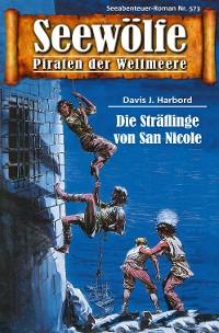 Cover Seewölfe - Piraten der Weltmeere 573