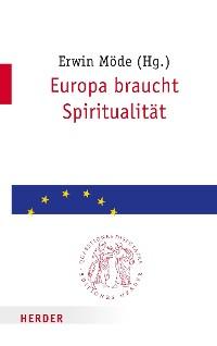 Cover Europa braucht Spiritualität