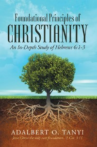 Cover Foundational Principles of Christianity:  An In-depth Study of Hebrews 6