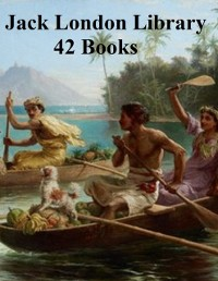 Cover Jack London Library: 42 books