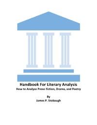 Cover Handbook for Literary Analysis
