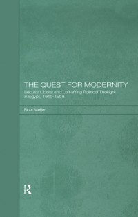 Cover Quest for Modernity