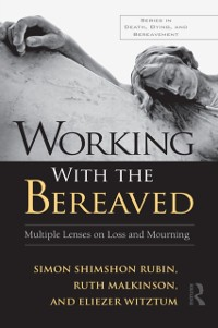 Cover Working With the Bereaved