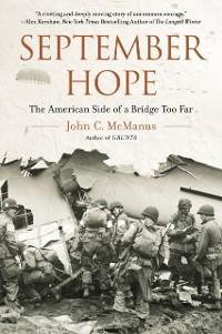 Cover September Hope