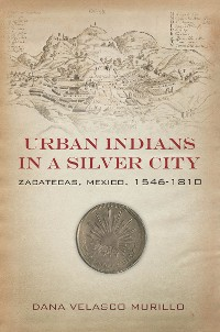 Cover Urban Indians in a Silver City