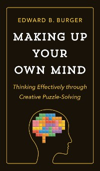 Cover Making Up Your Own Mind