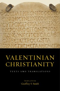 Cover Valentinian Christianity