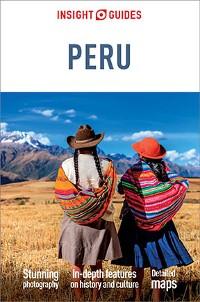 Cover Insight Guides Peru