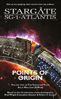 Cover STARGATE SG-1 ATLANTIS Points of Origin