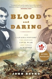 Cover Blood and Daring