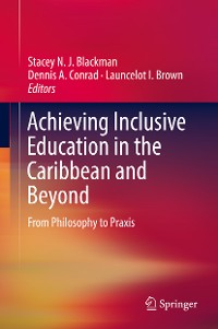 Cover Achieving Inclusive Education in the Caribbean and Beyond