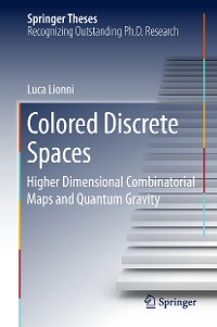 Cover Colored Discrete Spaces