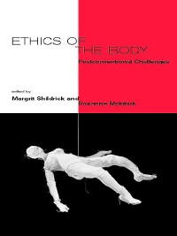 Cover Ethics of the Body