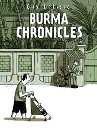 Cover Burma Chronicles