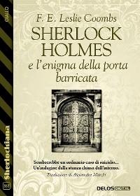 Cover Sherlock Holmes e l'enigma della porta barricata