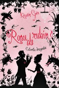 Cover Roșu de rubin. Culorile dragostei