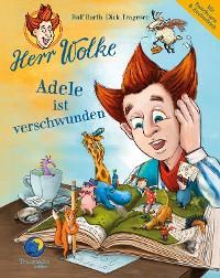Cover Herr Wolke - Adele ist verschwunden
