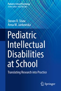 Cover Pediatric Intellectual Disabilities at School