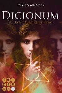 Cover Dicionum 3: Du darfst dich nicht erinnern