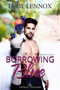 Cover Borrowing Blue: Edizione italiana