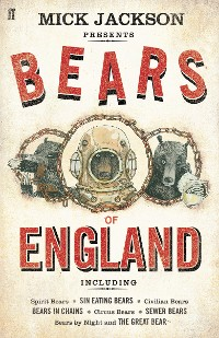 Cover Bears of England